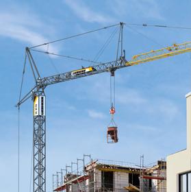 Fast-erecting cranes