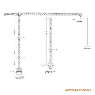 LIEBHERR 71EC-B – udźwig 5T