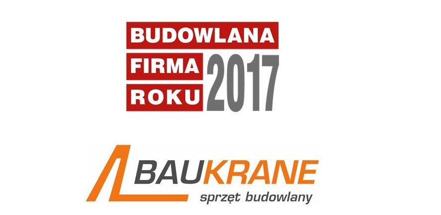 Budowlana Firma Roku 2017