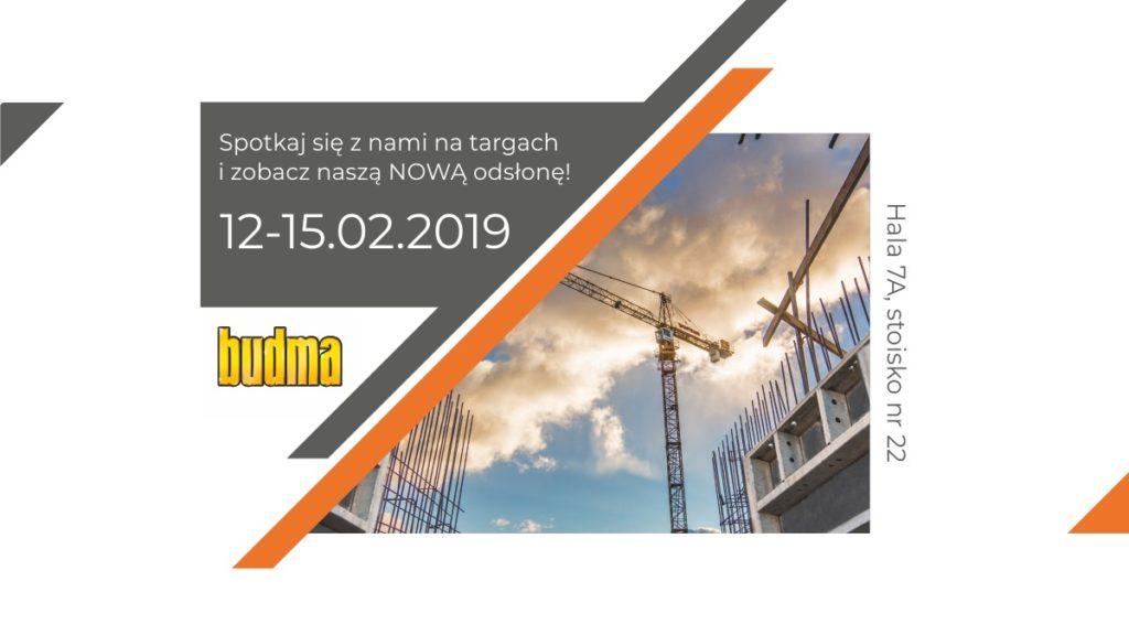 budma poznań 2019 baukrane