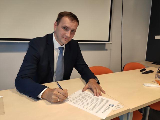 porozumienie podpis